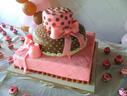 lindo bolo jolie em pasta americana