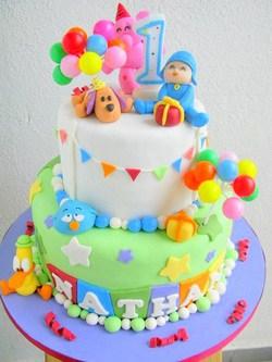 Festa pocoyo infantil 50 dicas simples - Cumpleanos para ninos de dos anos ...