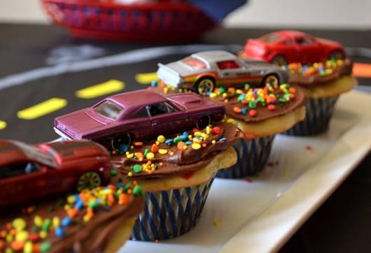 cupcake hot wheels