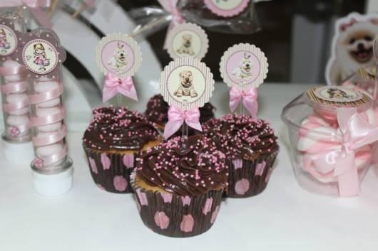 exemplo de cupcake jolie