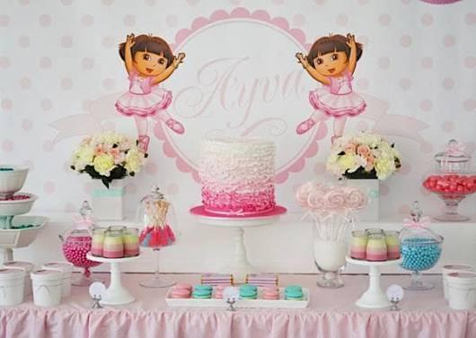 modelos de decoração Dora clean