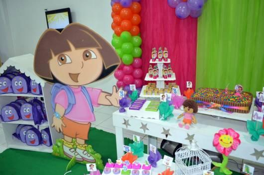 linda decoração Dora aventureira