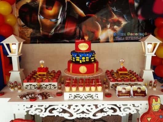 festa do homem de ferro provençal