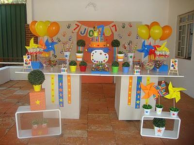 festa provençal  pintando o sete