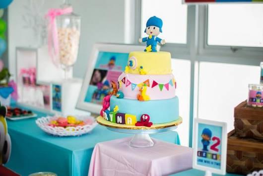 imagem do bolo temático