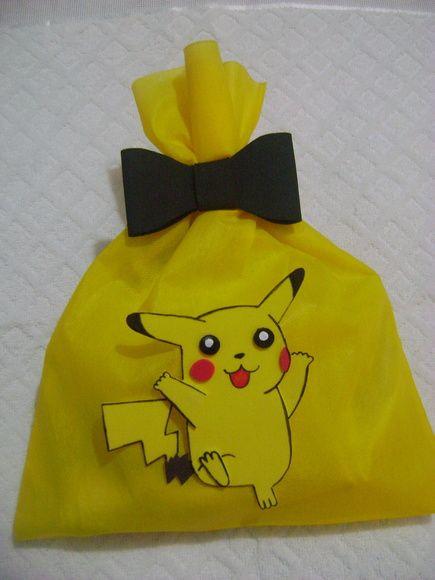 lembrancinha pokemon