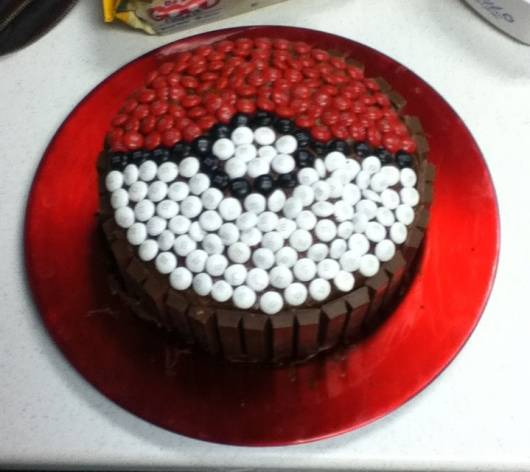 festa pokemon infantil 7 Pokemon Birthday Cake Designs