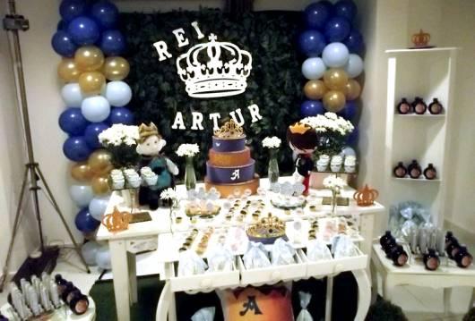 móveis provençais festa rei arthur
