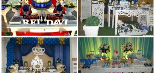 decoração provençal festa rei davi