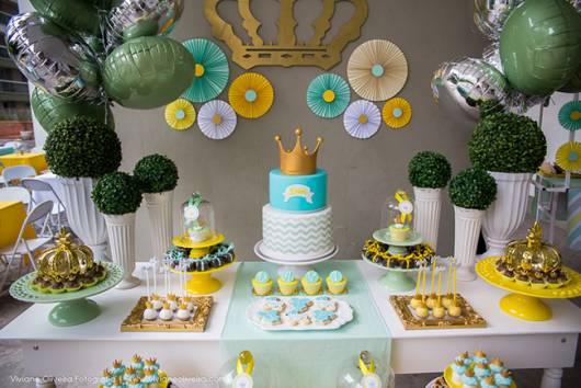 festa simples rei davi