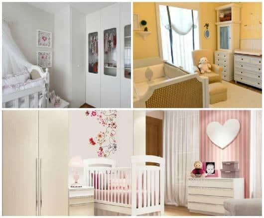 Móveis para Quarto de Bebê 50 Dicas e Fotos! ~ Quarto Planejado De Bebe