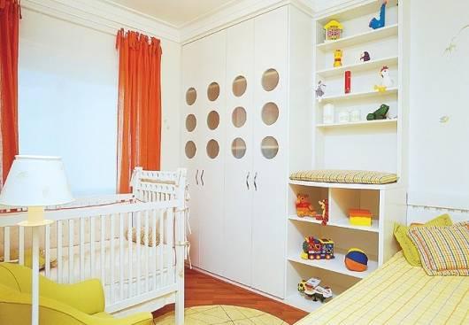 Móveis para Quarto de Bebê 50 Dicas e Fotos! ~ Valor Quarto Planejado Infantil