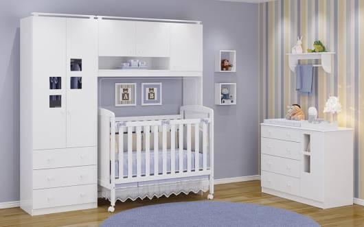 moveis para quarto de bebe : M?veis para Quarto de Beb?: 50 Dicas e Fotos!