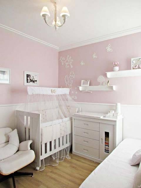 móveis para quarto de bebê completo