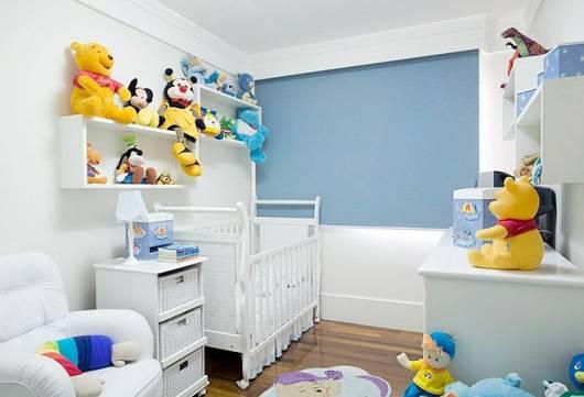 como montar quarto de bebê