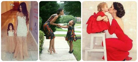 modelos de roupa festa tal mãe, tal filha