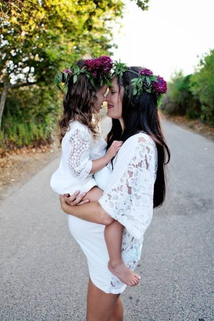 ensaio fotográfico tal mãe, tal filha
