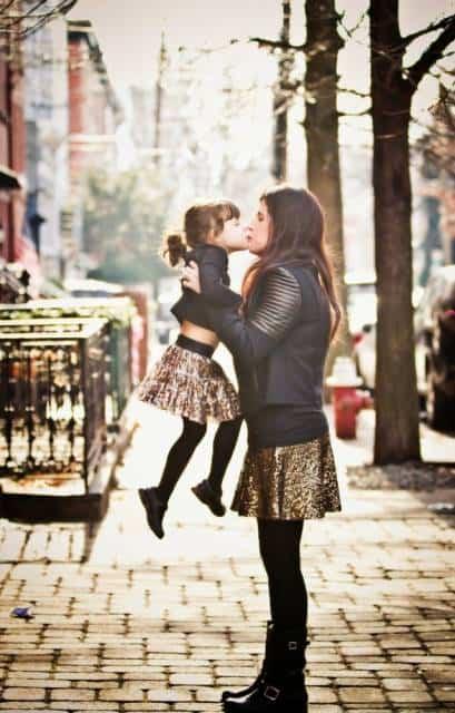 ideia de roupa e foto mãe e filha