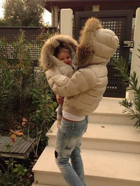 roupa inverno de mãe e filha