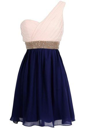 vestido curto azul marinho 15 anos