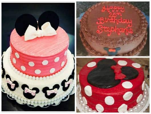 ideias de bolo minnie simples