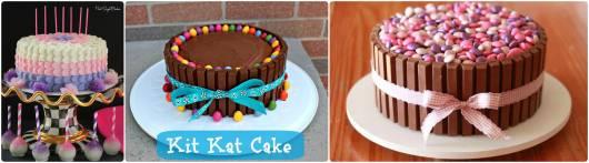 ideias para bolo 15 anos simples