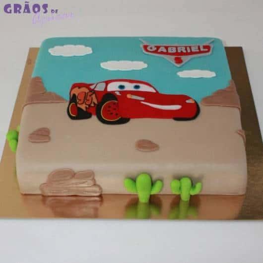 50 bolo dos carros fotos modelos e dicas
