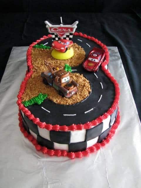 Enfeite De Torta ~ 50 BOLO DOS CARROS Fotos, Modelos e Dicas