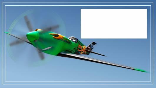 arte de convite aviões disney pronto para imprimir