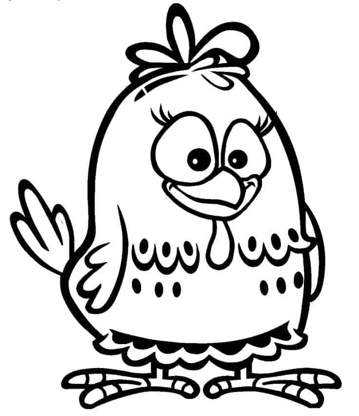 imagem galinha pintadinha