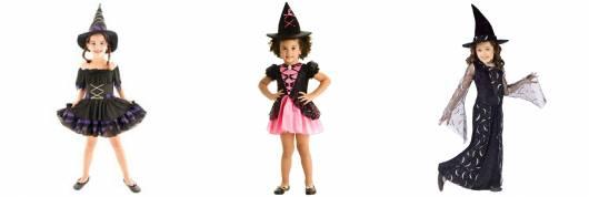 ideias de fantasias simples bruxa infantil