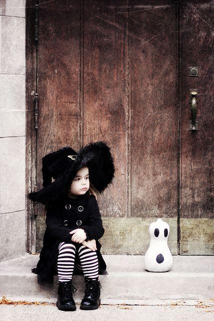 fantasia bruxa infantil inverno