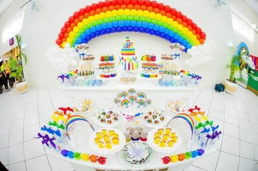 festa arco-iris  clean