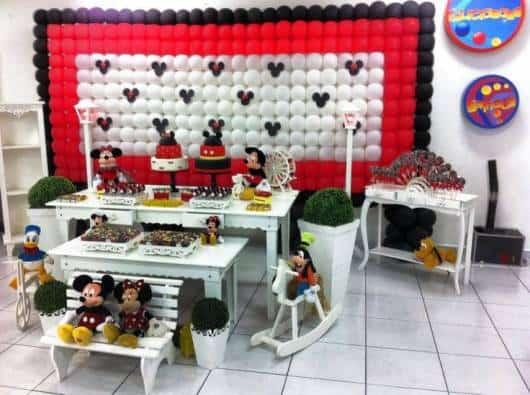 festa minnie infantil provencal