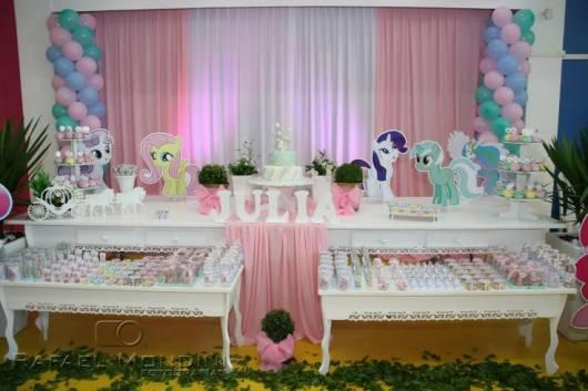 festa bebê  my little pony