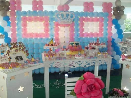 festa princesas disney provençal