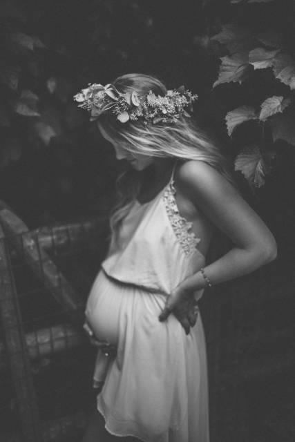 foto barriga grávida book