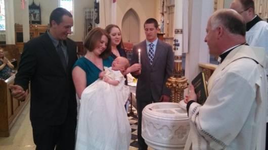 fotos batizado dicas