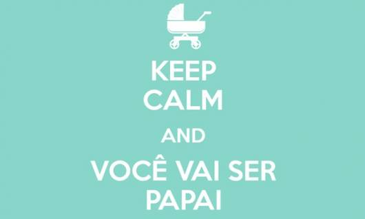 keep calm gravidez