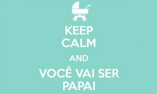 keep calm gravidez