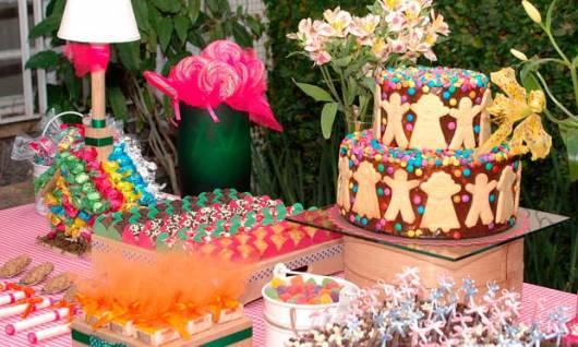 mesa doces festa joao maria