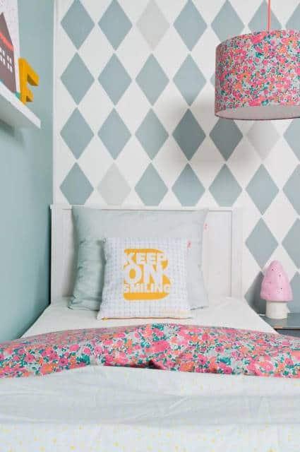Papel de parede para quarto de menina - Papel paredes ikea ...