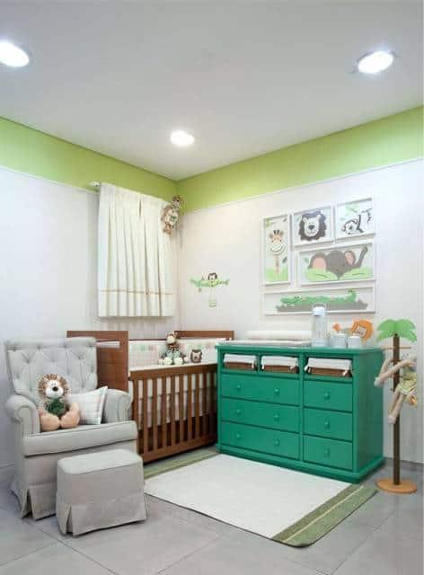 quartinho moderno de bebê