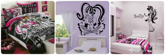 adesivo parede quarto de menina