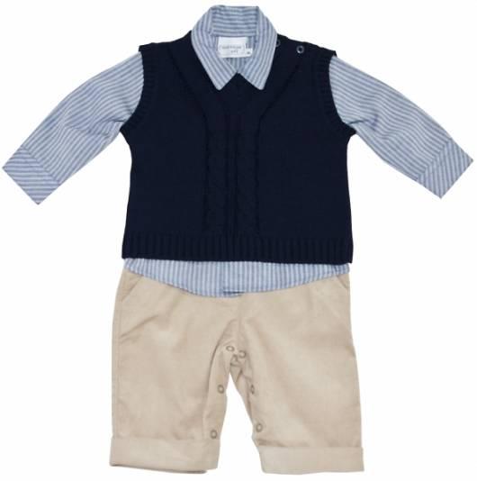 roupas de bebe conjunto masculino