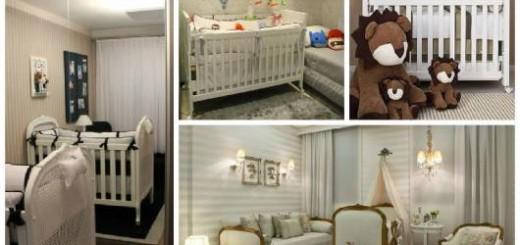 como usar tapetes quarto de bebê menino