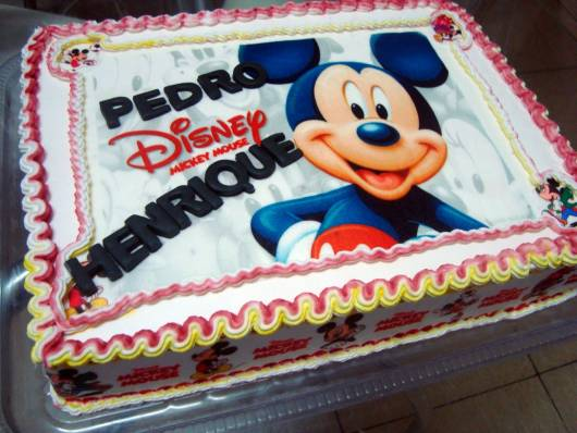 papel arroz disney