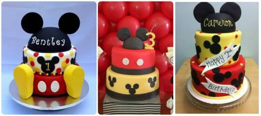 modelos bolos disney