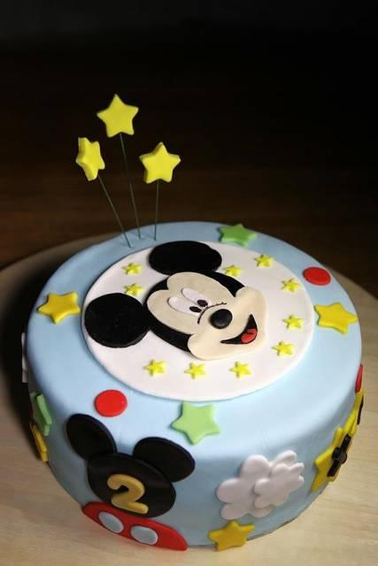 bolo festa bebê