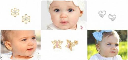 modelos joia ouro para bebê